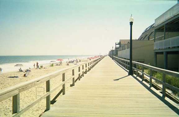 ... along the Boardwalk!