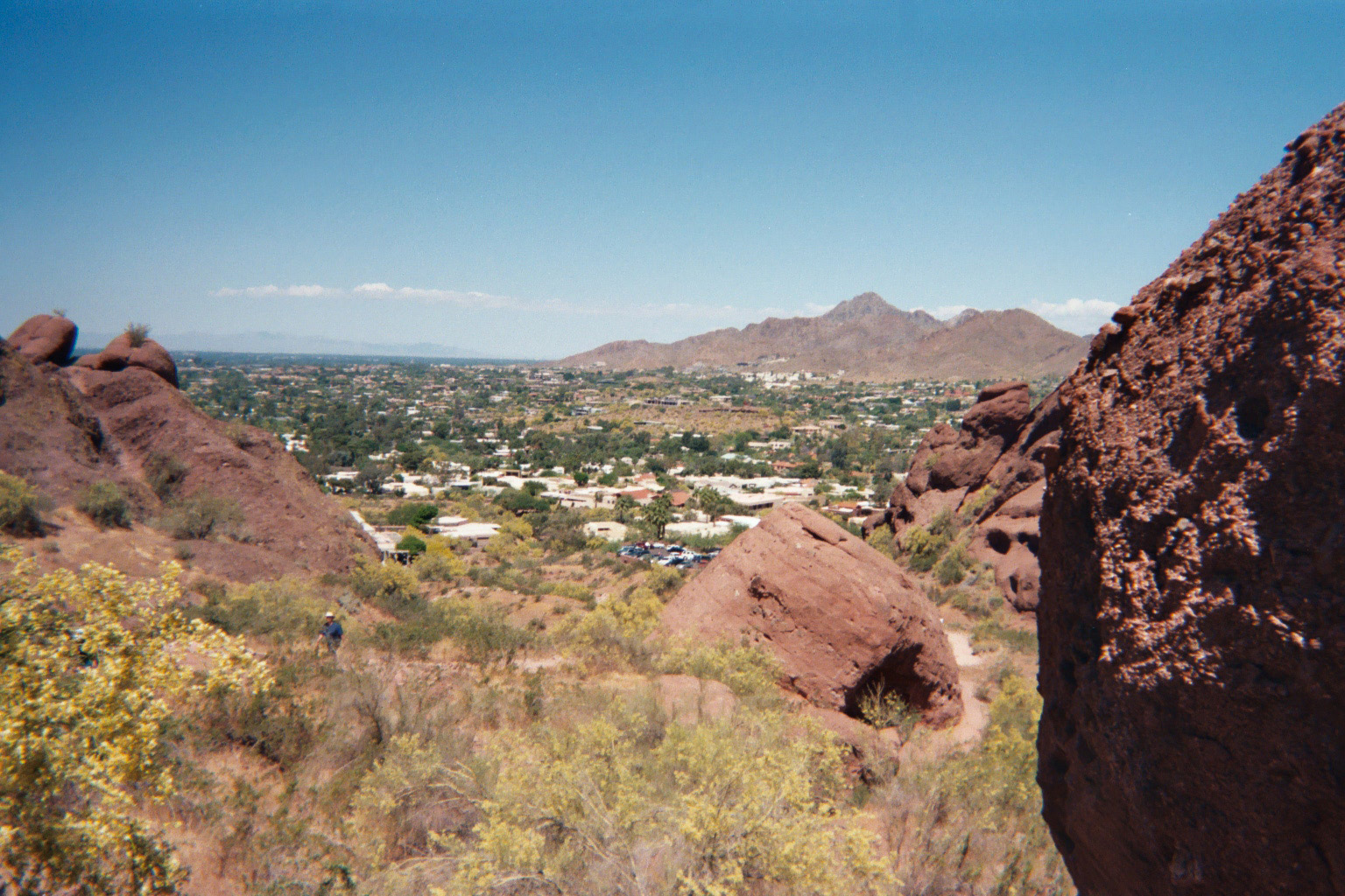 View from Camelback